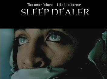 >'Sleep Dealer' stars Luis Fernando Pena, Leonor Varela