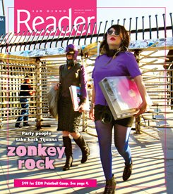 Zonkey Rock: Party People Take Back Tijuana