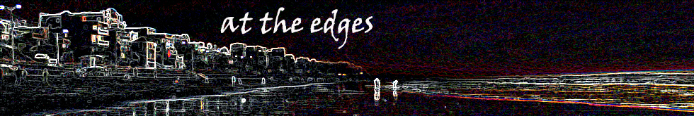 At the edges